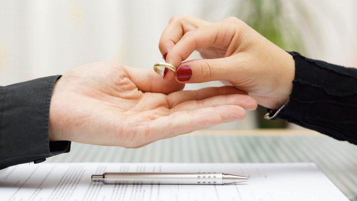 Что нелья поделить при разводе