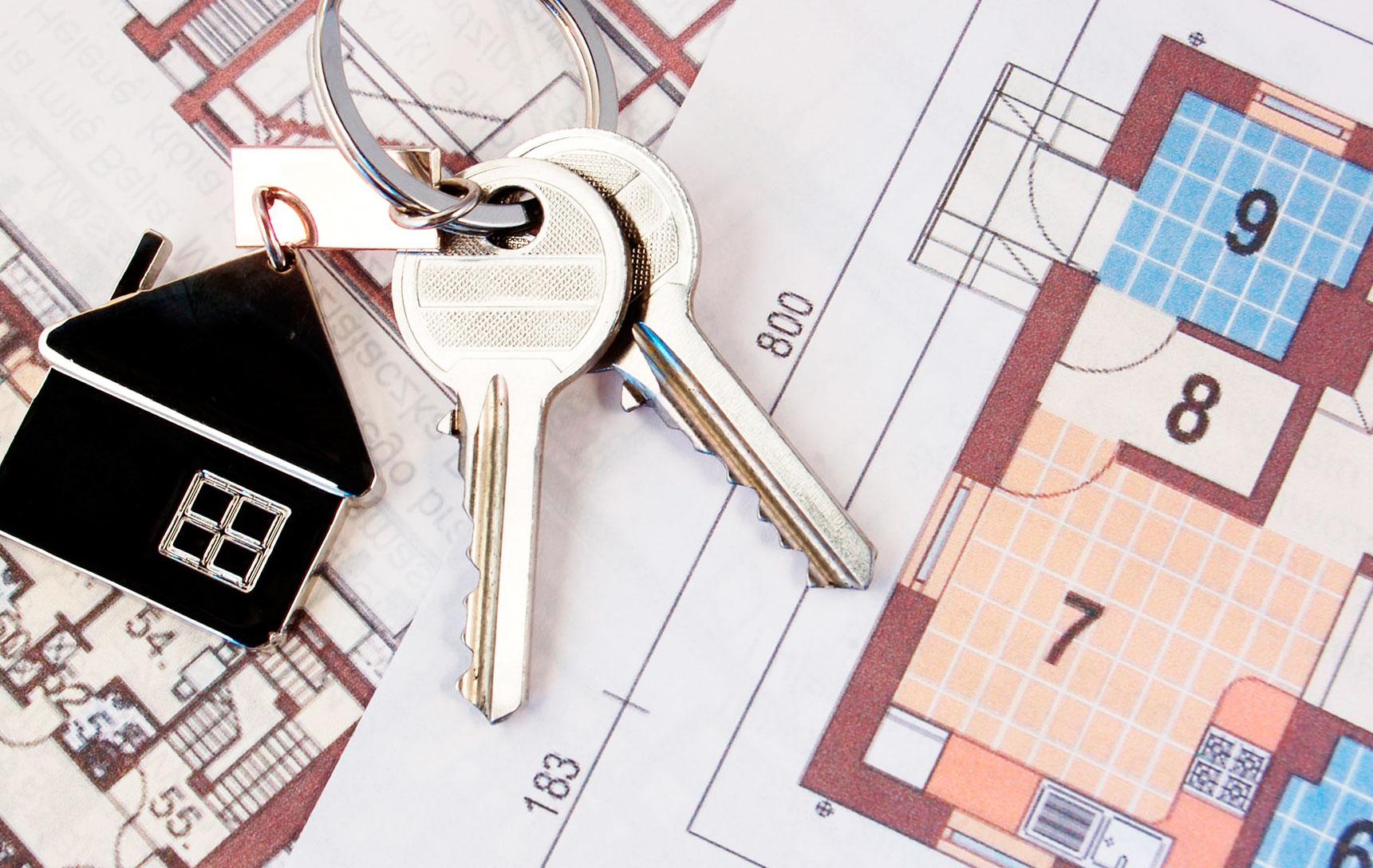 Бланк права собственности на квартиру