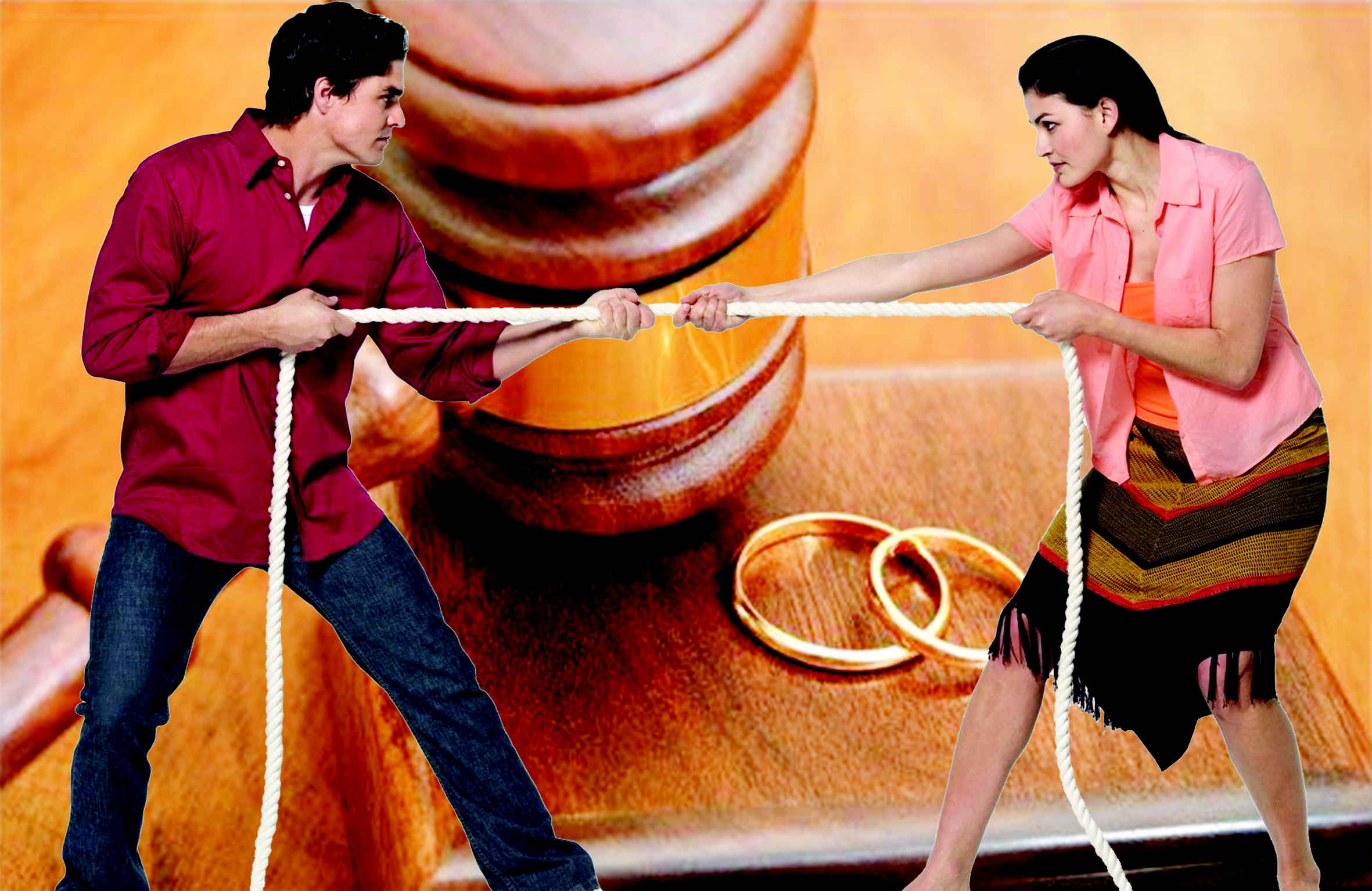 Когда возможен развод через суд без присутствия супруга?