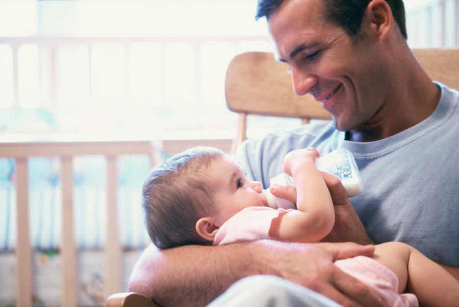 Муж хочет усыновить ребенка от первого брака