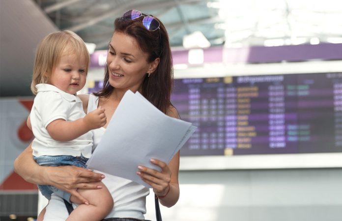 Можно ли вывозить ребенка за границу без согласия отца