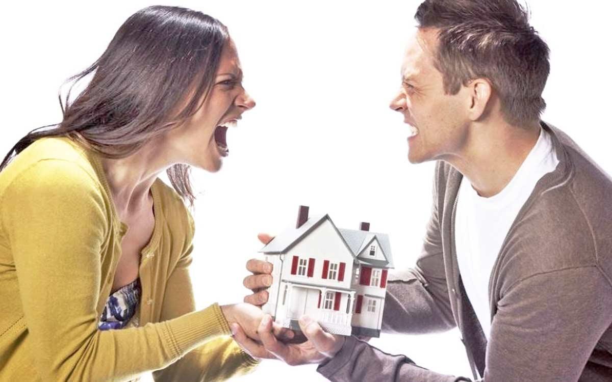 Развод если есть ипотека с материнским