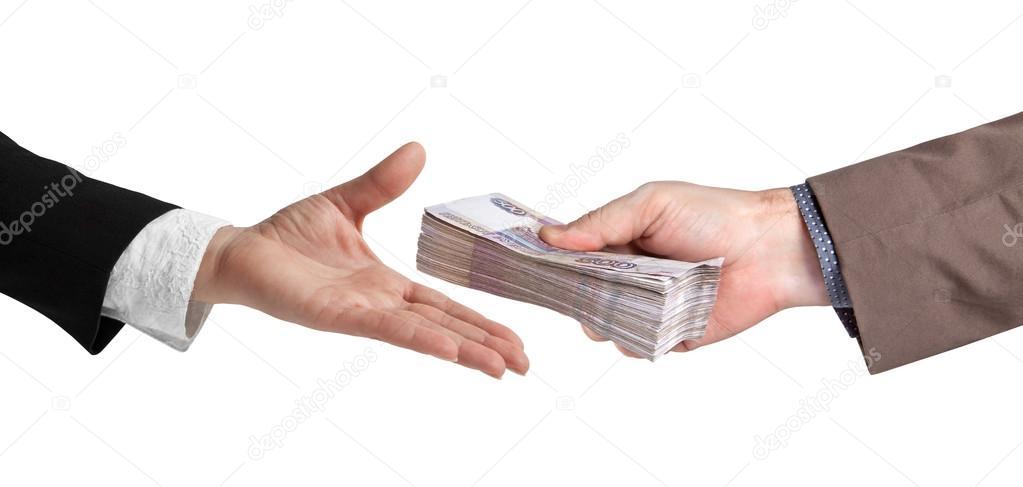 Акт передачи денежных средств между физическими лицами