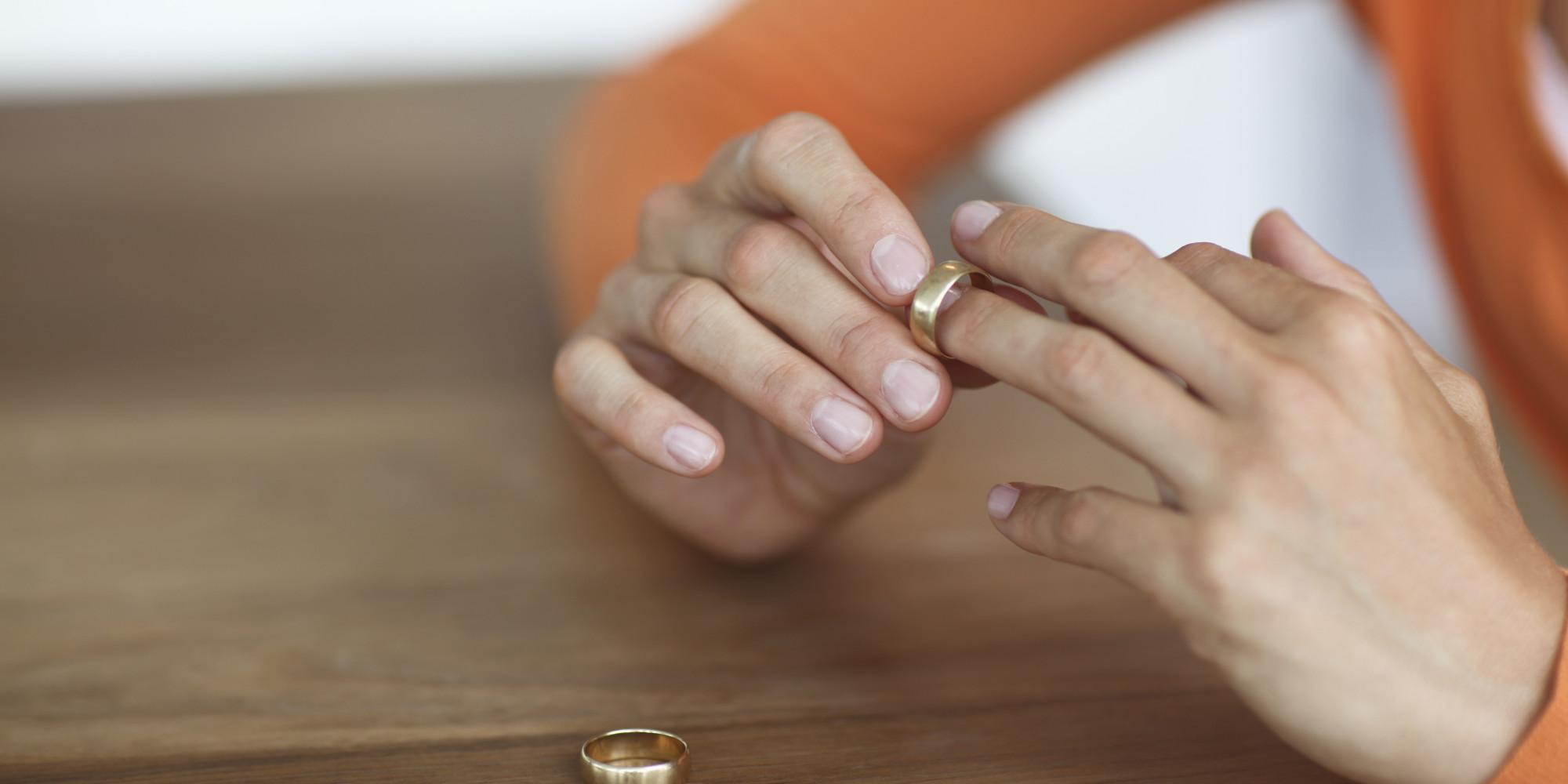 Штраф за расторжение брака, когда вступит в силу новый закон